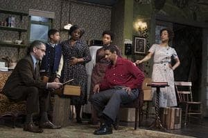 A RAISIN IN THE SUN 1960Acap