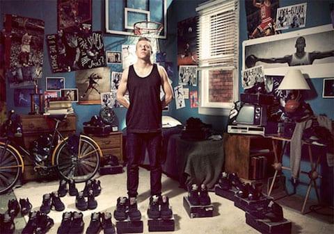 Macklemore Jordans