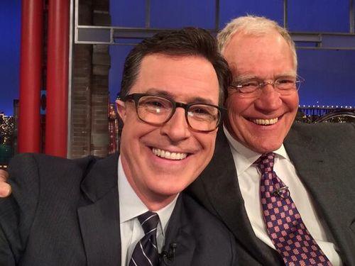 Colbert-letterman