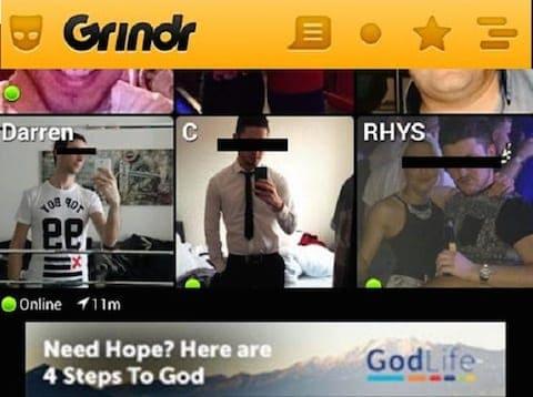 Godlife Grindr