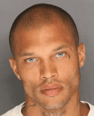 Jeremy meeks convicted felon photo goes viral on stockton police department facebook page