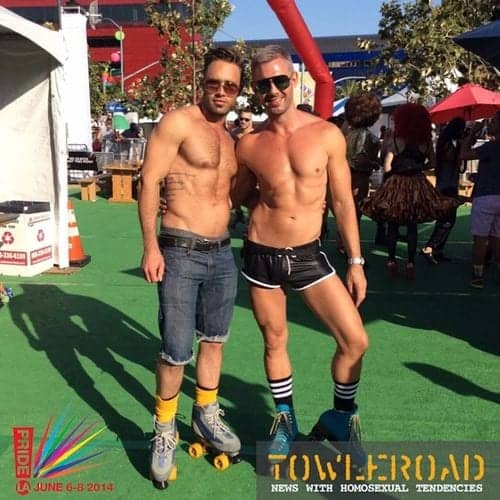 June_08__2014_at_1225PM_--_by_tlrd_--_Happy_Pride_LA_____tlrdpride__pride__towleroad__losangelespride__lapride__weho__westhollywoodpride__wehopride__gay__lgbt__instaguys__instagays__men