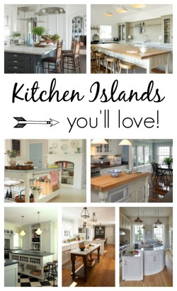 Swish Kitchen Islands Kitchen Islands To Love Town Country Living Country Living Kitchen Country Living Kitchen Curtains A Collection