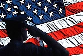 Army Bob Salutes