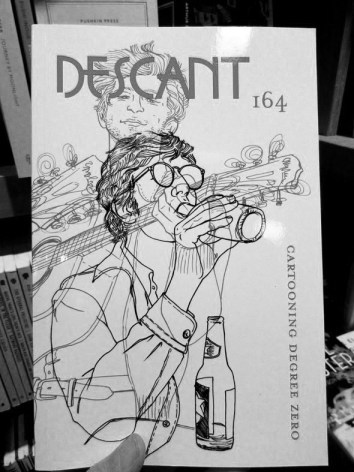 Descant Graphic Fiction