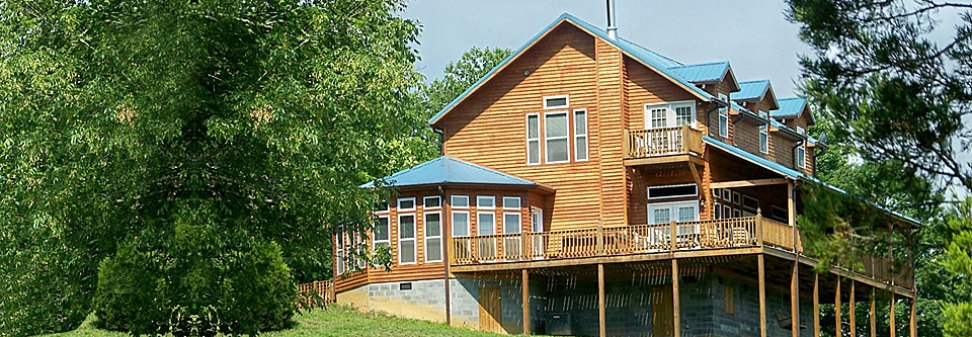 Wedding Country Lodging Accommodations