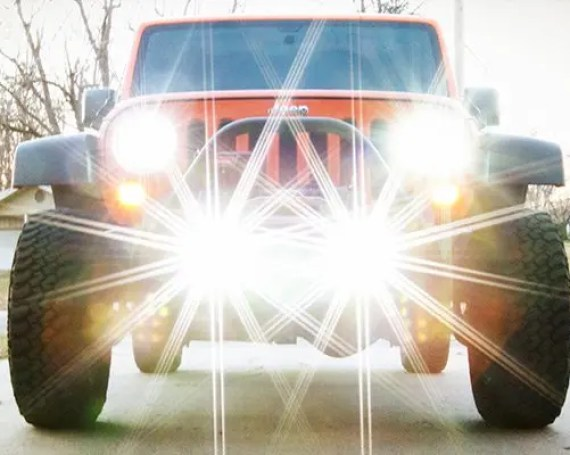 Rigid Industries Dually LED Fog Lights