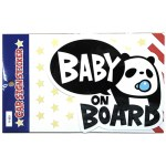 BABY ON BOARDパンダ