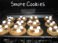 smore cookies 012