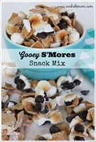 smores snack mix