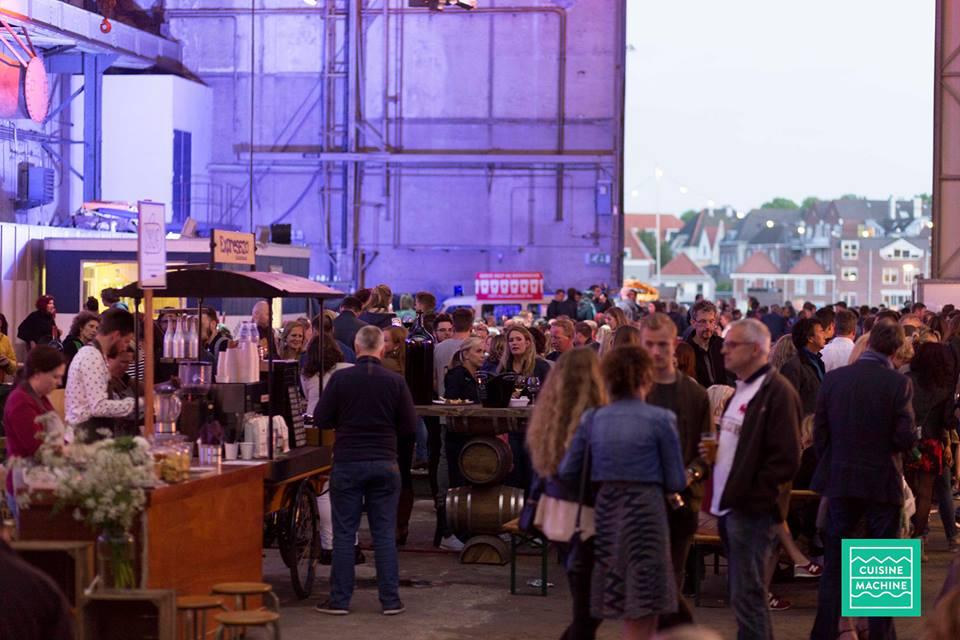 Upcoming: Cuisine Machine @ Vlissingen