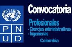 Convocatoria para Profesionales en administración y carreras afines