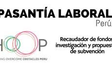 Pasantía laboral con HOOP en Perú