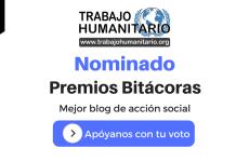 Somos nominados a los premios Bitácoras