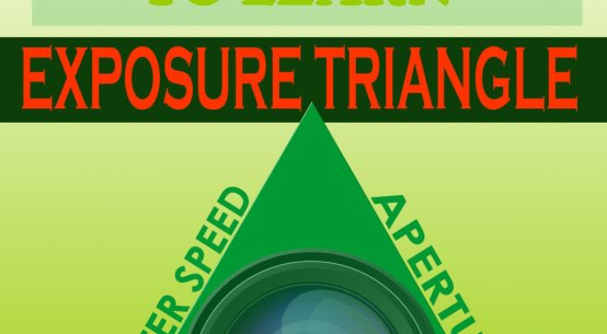 exposure triangle cover