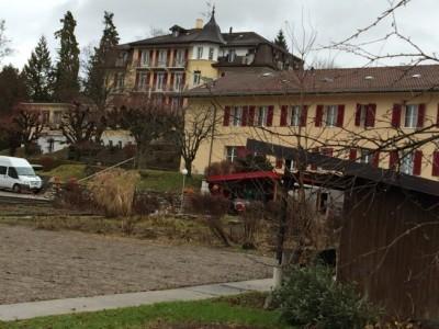 ตามรอยพระบาท โรงเรียน Ecole Nouvelle de la Suisse Romande เมืองโลซานน์