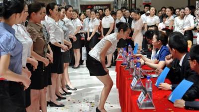 อาชีพที่เป็นที่สนใจของสาวๆทั่วโลก