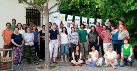 "Cardedeu en Transició after one of its ""Meriendas"""