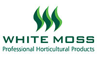 White Moss Logo, A Trade Distribution customer
