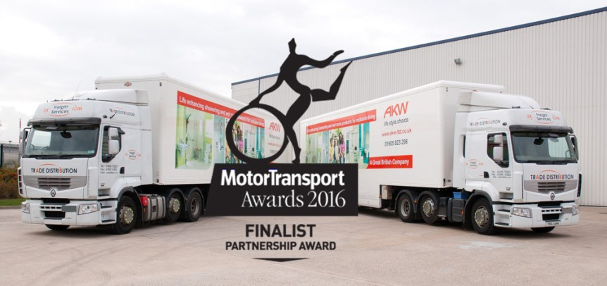 Image of Trade Distribution shortisted for Motor Transport Awards - Partnership Award 2016
