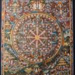 Buddhist Thangka Painting