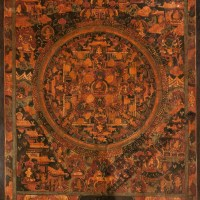 Old Tibetan Paintings