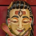 Mask of Lord Shiva