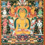 Newari Paubha of Ratnasambhava