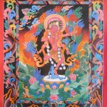 Tibetan Thanka Painting