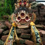 Buddhist Ritual Mask