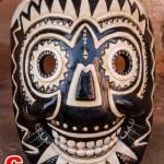 Tribal Mexican Skull Mask