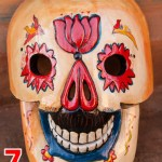 Wooden Mask Home Decor
