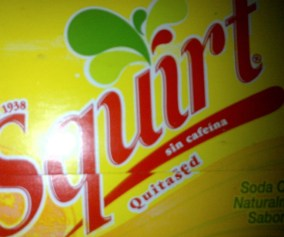 picture of carilyn johnson's nutrition needs squirt soda