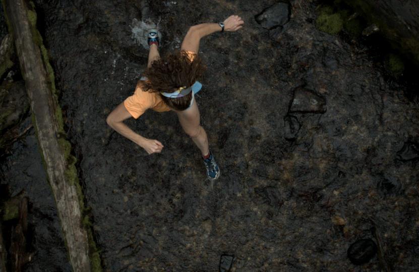 Nikki Kimball Finding Traction Ultra Marathon