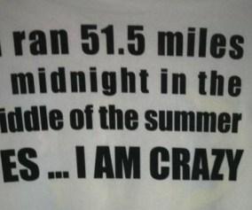 Yes....I am crazy