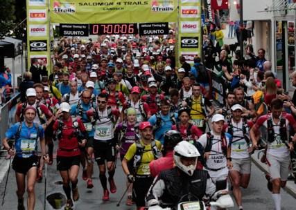 Austria-Schweiz, Salomon 4 Trails. Photo: Klaus Fengler.