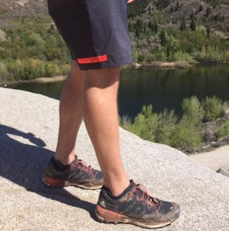 Adidas Terrex Short and Boost
