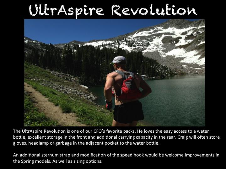 UltrAspire Revolution