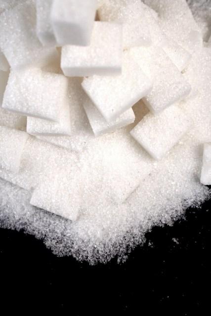 Lump sugar