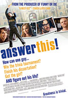Answer This Poster