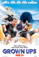 Grown Ups Poster