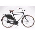 old fashioned cruiser bicycle