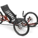 recumbent trike manufactured by ICE