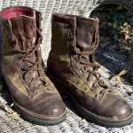 boots help protect against ticks