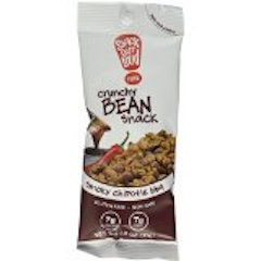trail snacks made with beans