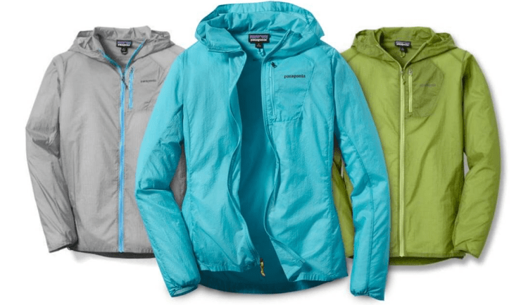 Women's Patagonia Houdini Trail Running Jacket