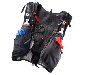 So many pockets in the Salomon ADV Skin 12 Set!