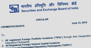 SEBI Permits Foreign Venture Funds To Register as Foreign Portfolio Investor; Clarifies Eligibility Criteria