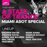 A State Of Trance 700 (29.03.2015) @ Ultra Music Festival, Miami (USA)