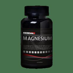 Kolozzeums magnesium. Det kan vara onödigt för den som äter tillräckligt mycket och tillräckligt bra men för den som vill vara på den säkra sidan är doseringen bara 200 mg per kapsel och inget som är farligt. Magnesiumtillskott förefaller ju dessutom mer och mer kunna anses ha effekt för den som har högt blodtryck även om man inte riktigt vet om det ger effekt om magnesiumnivåerna redan är tillräckliga för patienten..